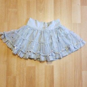 GAP Bottoms - GAP Girl's Sequin Skirt!
